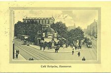 Hannover, Cafe Kröpcke, 1914