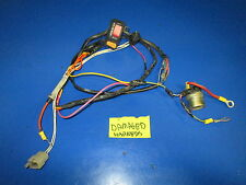 YAMAHA XT 225 SEROW 1992 WIRE HARNESS ( BAD CONDITION , GOOD SOLENOID & SWITCH )
