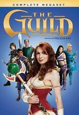 The Guild: Complete Megaset (DVD, 2013, 6-Disc Set)  SIX Seasons   BRAND NEW