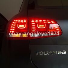 2011 to 2014 Year For VV Touareg LED Tail Lights Rear Lamps Erro Free TC