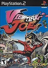 Viewtiful Joe (Sony PlayStation 2, 2004) Capcom  PS2 BRAND NEW, FACTORY SEALED