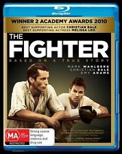 The Fighter (Blu-ray, 2016) BRAND NEW AND SEALED