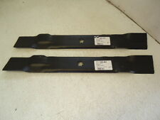 "NEW 2 Mower Deck Blades 42"" for AM137333 GX22151 GY20850 D110 D120"