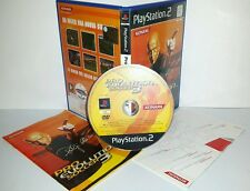 PRO EVOLUTION SOCCER 3 PES (ITA) (PAL) Playstation 2 Ps2 Play Station Gioco GamE