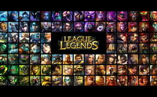 "05 League of Legends - Hot Online Video Game 22""x14"" Poster"