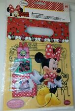 Party bags 6 pack Minnie Mouse Disney    - SAME DAY DISPATCHED