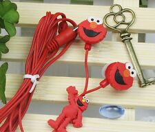 Earphones Sesame Street Style 3.5mm in ear Headphone