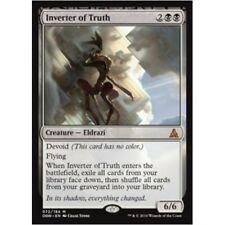 INVERTER OF TRUTH NM mtg Oath of the Gatewatch Black - Creature Eldrazi Mythic