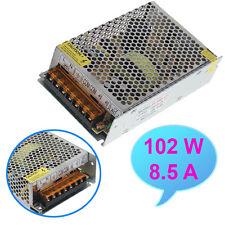 100W 8.5A Trafo Netzteil Schaltnetzteil Treiber Driver DC 12V LED Strip Streifen