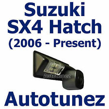 Car Rear View Reverse Backup Parking Camera Suzuki SX4 Hatch Reversing Light LED
