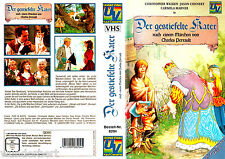 "VHS - "" Der gestiefelte CHAT ( Cannon Movie Tales ) "" (1986) Christopher Walken"
