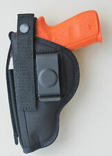 "Gun Holster Hip Belt for MAGNUM RESEARCH MR9 & MR40 EAGLE with 4 1/2"" Barrel"