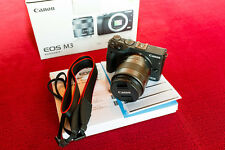 Canon EOS M3 with EF-M 18-55mm f/3.5-5.6 IS STM lens