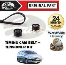 FOR PEUGEOT 807 2.0 16V 2002-2005 NEW GATES TIMING CAM BELT KIT OE QUALITY