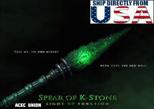 IN STOCK 1/6 Green Kryptonite Spear LED Light For Hot Toys Batman Superman USA