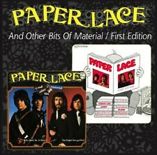 Paper Lace - And Other Bits of Material [New CD] UK - Import