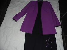 Ladies size 20 Jacques Vert dress suit wedding mother of the bride /groom