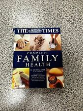 "The ""Times"" Complete Family Health, Apple, Dr Michael Hardback Book"