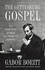 The Gettysburg Gospel: The Lincoln Speech That Nobody Knows-ExLibrary