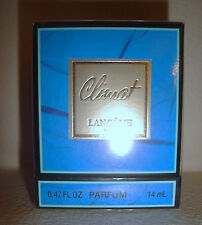 LANCOME Climat Paris Parfum 14 ml France 100% original,neu in OVP!!!