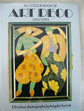 BOOK HARDBACK ART DECO by DAN KLEIN