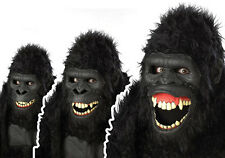 Adult Std. Going Ape Ani-motion Mask - Scary Masks