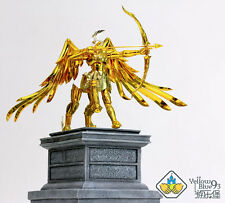 Saint Seiya Scene Platform Base Chancel Gray EX Sagittarius