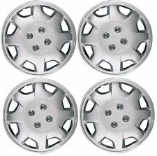 "14"" NEW Aftermarket Universal Wheelcover Hubcaps SET of 4"