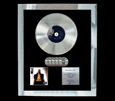 NELLY COUNTRY GRAMMAR  MULTI (GOLD) CD PLATINUM DISC FREE POSTAGE!!