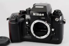 [Excellent] Nikon F4 35mm SLR Film Camera  Body only from Japan #700