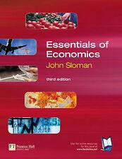 Essentials of Economics, Mr John Sloman