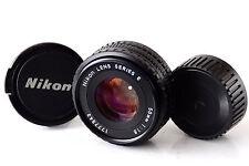 Nikon Nikkor 1:1.8/50 für Nikon series E