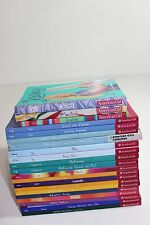 Lot of 21 American Girl Doll Meet Books, Mia, Isabelle, Kanani, McKenna Rebecca