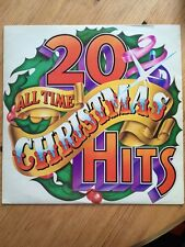 "THE ALAN PETERS ORCHESTRA ""20 ALL TIME CHRISTMAS HITS"" LP 1975"