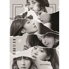 APINK-[PINK REVOLUTION] 3rd Album CD+36p Photo Book+1p Card+Special Goods A PINK