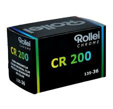 Rollei CHROME CR200 CR 200 Digibase Pro Slide 135-36 36exp 35mm Color Film
