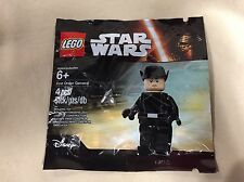 Lego Star Wars First Order General Minifigure 4 Pcs Polybag