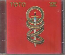 Toto IV Mastersound Gold CD SBM Rar CK 64423 ohne Papphülle (no Slipcase)
