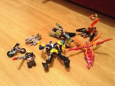 collection of transformer figures