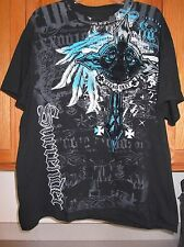 MEN'S URBAN LEGEND SHORT  SLEEVE TSHIRT SIZE XL