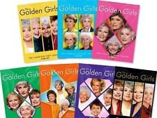 The GOLDEN GIRLS Seasons 1-7 Complete Series Collection Season 1 2 3 4 5 6 7 DVD