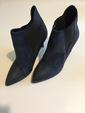 GJL shoes George J Love Shoes Suede Boots Ladies Boots 39 UK6 NEW