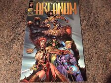 Arcanum #1 Comic! Look At My Other Comics!