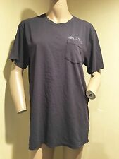 NWT Men's Element Washed Black Style Short Sleeve Print T-Shirt, M
