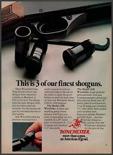 1976 WINCHESTER Model 1200 Shotgun AD Collectible Advertising