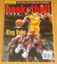 KOBE BRYANT BECKETT BASKETBALL #118 MAY 2000 COLLECTIBLE MAGAZINE