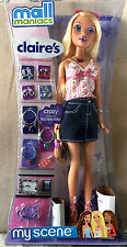 Mattel My Scene Mall Maniacs Claire's Barbie Doll