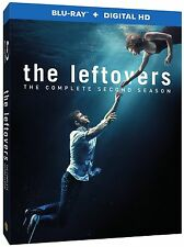 The Leftovers: Justin Theroux TV Series Complete Season 2 Box / BluRay Set NEW!