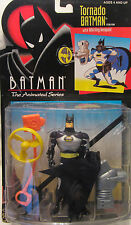 KOOL Very RareBatman The Animated Series Tornado Batman 2002 FUNS