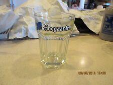 Hoegaarden Beer Tumbler Glass Drinking Cup .5L